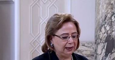 وزيرة التعاون الدولى: ننسق مع السعودية حول مؤتمر الدول المانحة لمصر