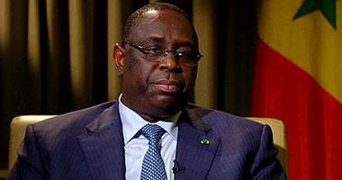 الرئيس السنغالى يصل العاصمة الموريتانية فى زيارة رسمية