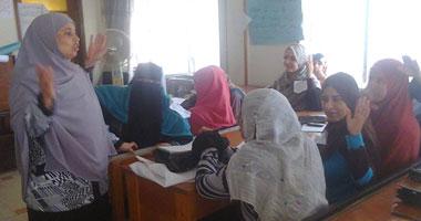 دورة تدريبية لعضوات لجان المرأة بالنقابات المستقلة