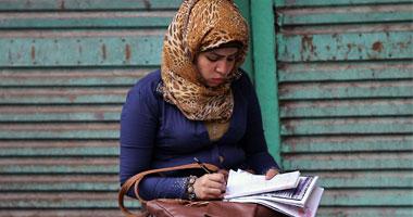 """""""تعليم الشرقية"""": انتظام 32 ألف طالب وطالبة """"ثانوى عام"""" فى امتحاناتهم"""