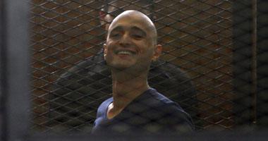 حجز دعوى مخاصمة دومة لهيئة محاكمته فى أحداث الوزراء لجلسة 2 نوفمبر