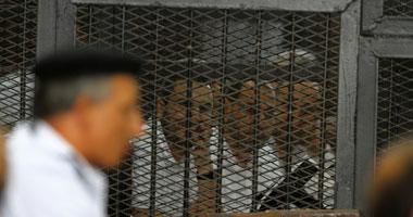 تأجيل محاكمة «بديع والشاطر» و15 متهما فى «أحداث الإرشاد» لـ25يونيو