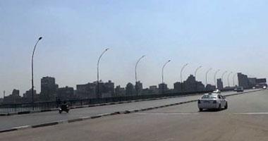 المرور يعلن إغلاق جزئى لكوبرى عباس بسبب أعمال تطوير لمدة يومين