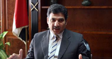 وزير الرى يستقبل حاكم ولاية غرب بحر الغزال بجنوب السودان