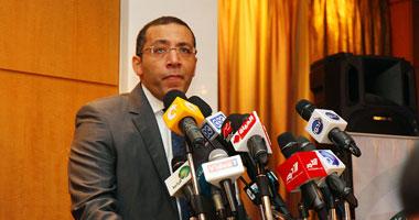 خالد صلاح: التعدى على الأراضى جريمة مشينة تحتاج للمعالجة من المنبع