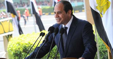 الرئيس السيسى يلقى كلمه للأمه s6201424171159.jpg