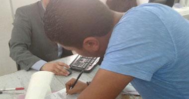 مواطنو القليوبية يوثقون 7 آلاف توكيل لترشيح السيسي بالانتخابات الرئاسية