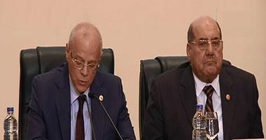 المستشار أنور العاصى رئيس اللجنة العليا للانتخابات