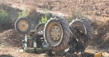 وفاة مأمور ضرائب فى مشادة لخلاف على نقل قصابية جرار زراعى بكفر الشيخ S62014513942