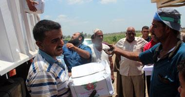 الجزائر ترسل أدوية ومواد غذائية ومساعدات إنسانية جديدة إلى ليبيا