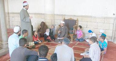 الأوقاف تعلن ألف مسجد جامع لاحتضان التلاميذ والطلاب فى العطلة الصيفية
