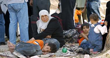 مليون ونصف المليون فلسطينى يعانون من الحصار بالقطاع
