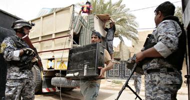 الاستخبارات العسكرية العراقية تحبط عملية إرهابية فى الرمادى