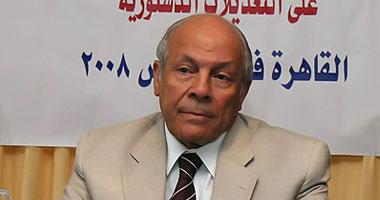 """حزب الوفاق العربى: التصويت بـ""""نعم"""" سيغلق الباب أمام عودة الإخوان"""