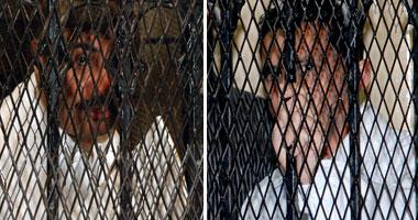"""""""النقض"""" تقبل طعن هشام والسكرى وتعيد محاكمتهما S7200925194045"""