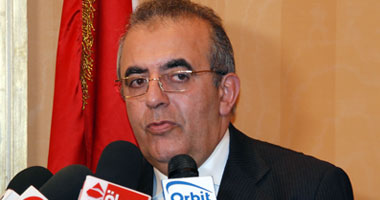 حاتم الجبلى وزير الصحة