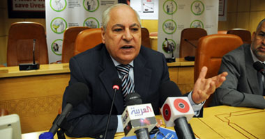 الدكتور عبد الرحمن شاهين المتحدث الرسمى لوزارة الصحة
