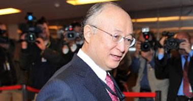 يوكيا أمانو، المدير العام للوكالة الدولية للطاقة الذرية