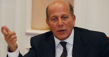 وزير الإسكان أحمد المغربى