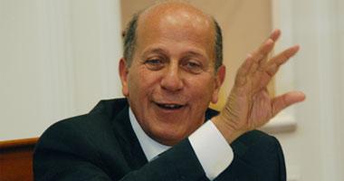 أحمد المغربى وزير الإسكان