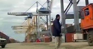 ميناء دمياط يستقبل 27 ألفا و96 طن ذرة اليوم