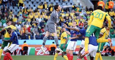 """جنوب أفريقيا تهزم النيجر """"2-0"""" S720101105425"""