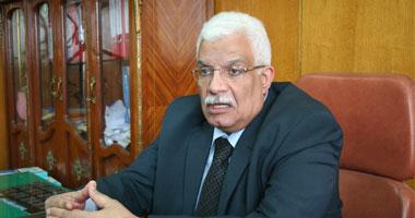 د.السباعى أحمد السباعى رئيس مصلحة الطب الشرعى