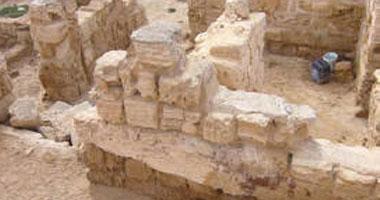 حفريات للكشف عن أسرار العصر القبطى بغرب الإسكندرية