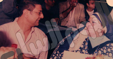 أول صور لماجدة كمال زوجة إيهاب صلاح مذيع التليفزيون المصرى .. الخلافات العائلية حولت السعادة إلى طلقة فى رأس الضحية S7201020164845