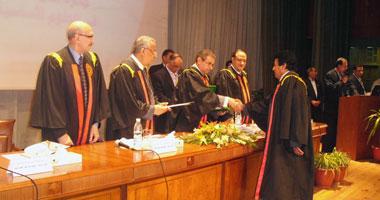 تكريم 194 عضو هيئة تدريس بجامعة الزقازيق