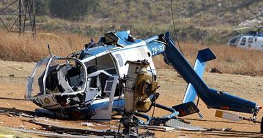 مقتل شخصين فى تحطم مروحية إنقاذ يابانية