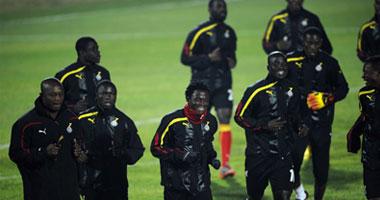 غانا تبحث عن المجد لأفريقيا أمام الأوروجواى الليلة  S72010284941
