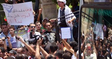 ميادين تحرير مصر اليوم كل الاخبار 25-1-2012 S72010811914