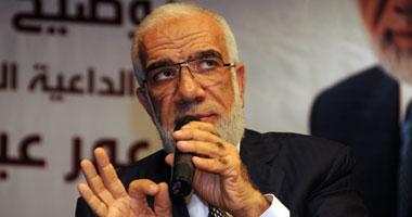 عبد الكافى: مرسى حاكم صالح ومصر ترمومتر الإسلام بمشرق الأرض ومغربها