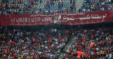 بالصور.. حضور الشرطة وغياب الجماهير أمام مقر الأهلي بعد الفوز بالقمة 114