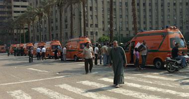 سيارات إسعاف بالتحرير