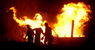 ننشر أسماء 6 مصابين فى انفجار مدرعة جنوب العريش بينهم ضابطان