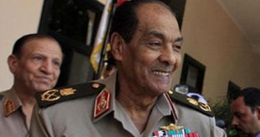 المشير حسين طنطاوى رئيس المجلس الأعلى للقوات المسلحة