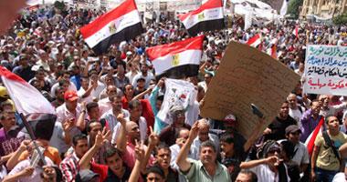 اخبار مظاهرات الانذار الاخير 15/7/2011