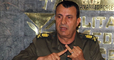 اللواء إسماعيل عتمان مساعد رئيس أركان حرب القوات المسلحة