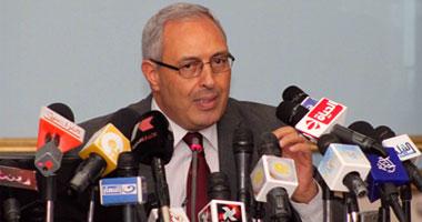 وزير التربية والتعليم الدكتور أحمد جمال الدين موسى