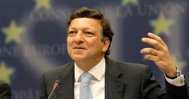 جوزيه مانويل باروسو رئيس المفوضية الأوروبية