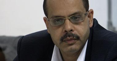 الكاتب الصحفى أكرم القصاص