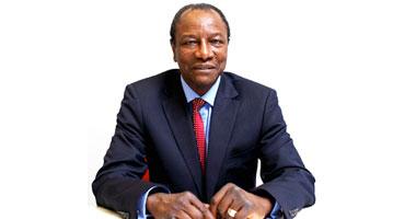 ألفا كوندى يؤدى اليمين الدستورية رئيساً لدولة غينيا لولاية ثالثة