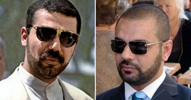 شبيه عدى صدام حسين شاهدته وهو يقتل