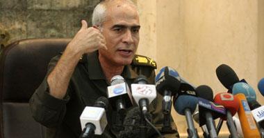 اللواء ممدوح شاهين عضو المجلس العسكرى