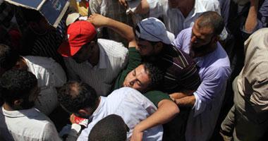المستشفيات الميدانية تستقبل 230 حالة إغماء بميدان التحرير