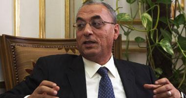 الدكتور عادل زايد محافظ القليوبية