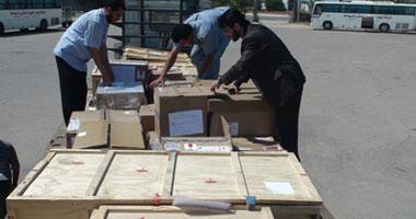 منظمة التعاون الإسلامى ترسل معدات طبية إلى قطاع غزة s7201151758.jpg