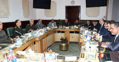 الفريق عنان يجتمع برؤساء 15 حزبًا لمناقشة إجراءات الانتخابات s720115184455.jpg